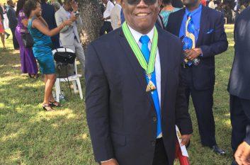 Kemtek Chairman receives National Honourary Award