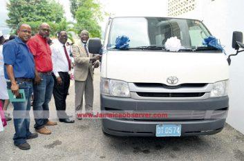 KDC Directors Donates